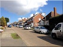 TQ7369 : Ravenswood Avenue, Frindsbury by Chris Whippet