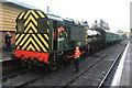 SU6332 : Mid Hants Railway - ECS movement by Chris Allen