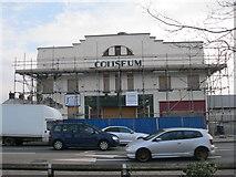 SH5639 : Ffarwel i'r Coliseum 1931-2016 Farewell to the Coliseum #2 by Alan Fryer