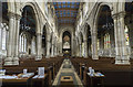 TA0339 : Interior, St Mary's church, Beverley by Julian P Guffogg
