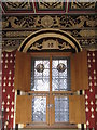 NS7894 : The Queen's Inner Hall - Window by M J Richardson