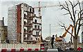 J3374 : The Orpheus Building (demolition), Belfast - February 2016(4) by Albert Bridge
