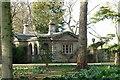SK9004 : Lodge to Lyndon Hall by Alan Murray-Rust