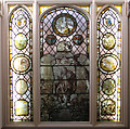 TG1602 : 16th and 17th century glass at Ketteringham Hall by Evelyn Simak