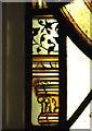 TG1602 : Small fragments of old stained glass by Evelyn Simak