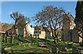 ST7761 : Church Farm, Monkton Combe by Derek Harper