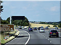SE3010 : Northbound M1 at Darton by David Dixon
