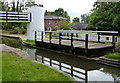 SK1900 : Drayton Swivel Bridge on the Birmingham & Fazeley Canal by Mat Fascione