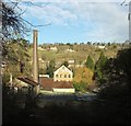 ST7761 : Monkton Combe Mill by Derek Harper