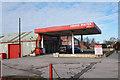 TA1044 : Dennis Winter Garage, Leven by Ian S