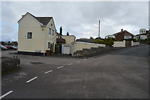 SX5053 : The Quay, Rollis Park Rd junction by N Chadwick