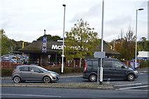 SX5053 : McDonald's by N Chadwick