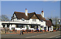 SO7995 : The Royal Oak at Rudge Heath in Shropshire by Roger  Kidd