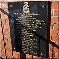 TA0541 : RAF 78 Squadron Memorial by Ian S