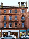 NS3321 : Building Styles in Ayr High Street by Mary and Angus Hogg