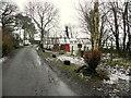 H4376 : Wintry along Rash Road by Kenneth  Allen