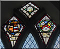 SE8904 : Detail of window sVIII, Holy Trinity church, Messingham by Julian P Guffogg