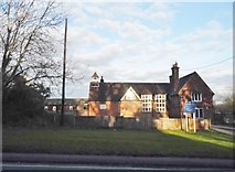 TQ0241 : Woodyer House School, Grafham by David Howard