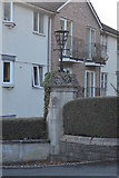 SX4854 : Lamp standard, Beaumont Rd by N Chadwick