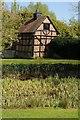 SO8031 : Dovecote in Eldersfield by Philip Halling