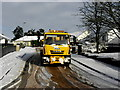 H4672 : Gritter to the rescue, Knockgreenan, Omagh by Kenneth  Allen