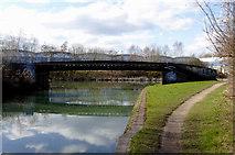 SO9394 : Deepfields Junction near Coseley, Dudley by Roger  Kidd