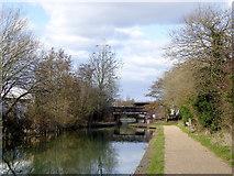 SO9394 : Birmingham canal navigations near Deepfields, Coseley by Roger  Kidd