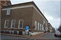TQ5839 : Tunbridge Wells Library by N Chadwick