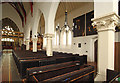 TQ3976 : All Saints, Blackheath - South arcade by John Salmon