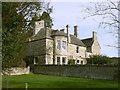 SK9303 : Boyton House and The Old Rectory, North Luffenham by Alan Murray-Rust