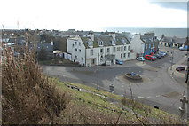 NX3343 : Monreith Arms Hotel, Port William by Billy McCrorie