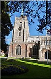 TL7006 : Chelmsford Cathedral, Essex by Derek Voller