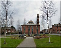 SJ9398 : Richmond Hill Mosque by Gerald England