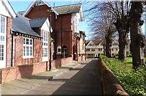 TL7006 : Church Street, Chelmsford, Essex by Derek Voller