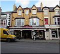 SH8578 : Steptoes and Amanda's, Abergele Road, Colwyn  Bay by Jaggery