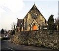 SJ3043 : Grade II listed Ruabon Congregational Church, Ruabon by Jaggery
