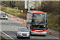 J2966 : Bus Eireann Dublin Express, M1, Ballyskeagh (March 2016) by Albert Bridge