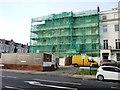 SP3166 : Redevelopment, Clarendon Place, Leamington by Christine Johnstone