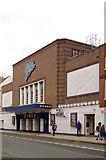 SO8455 : Former Gaumont cinema, Foregate Street, Worcester by Julian Osley