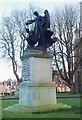 SO8454 : South African War memorial, Worcester by Julian Osley