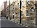 TQ3282 : Chequer Street, Whitecross Estate by Stephen McKay