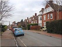 TQ5839 : Boyne Park, Tunbridge Wells by Chris Whippet