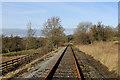 SE0591 : Wensleydale Railway heading towards Redmire by Chris Heaton