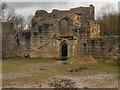 SD6213 : Liverpool Castle (3) by David Dixon