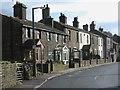 SE0835 : Village houses, Harecroft by Gordon Hatton