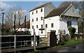 TG1208 : Marlingford watermill (disused) by Evelyn Simak