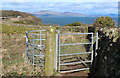 NX4843 : Kissing Gate on Coastal Path by Billy McCrorie