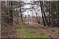 NT2699 : Footpath to Southfield by Richard Dorrell
