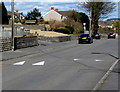 SN5200 : Coed Cae Road speed bumps, Llanelli by Jaggery