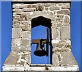 SH7980 : St Hilary's Bell by Gerald England